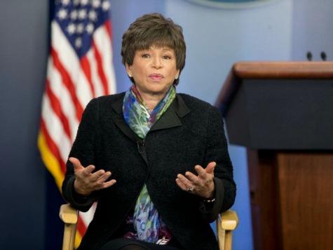 Valerie Jarrett: President Obama 'Doing His Job' Handling Ferguson Unrest