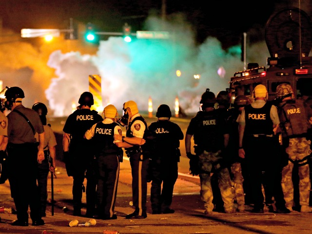 Police Arrest 47 in Ferguson Tuesday Night