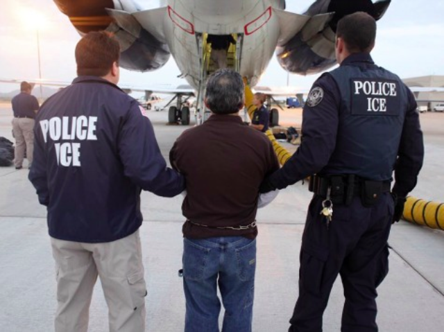 ICE Releases Zip Codes 'Associated With' Released Aliens Convicted of Homicide