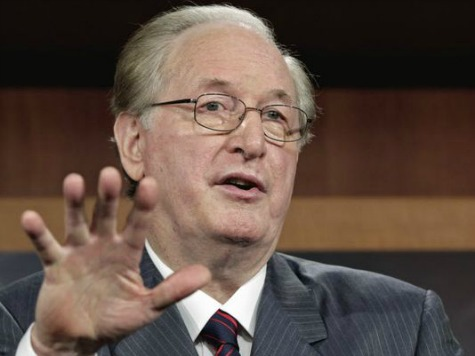 Wealthy Democrat Sen. Jay Rockefeller Bills Taxpayers for Private Charter Flights