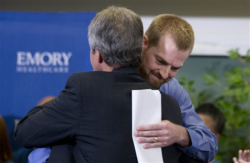 American Ebola Patients Kent Brantly, Nancy Writebol Discharged from Hospital