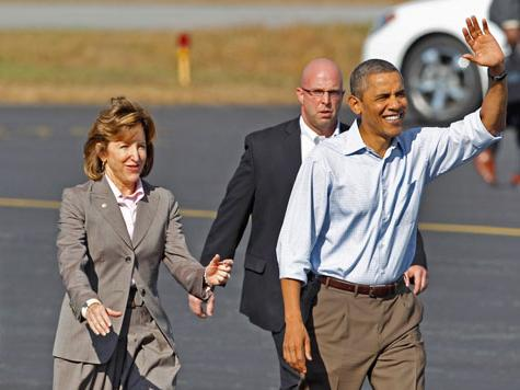 Will Kay Hagan Avoid Appearing with Obama When Both Attend Same Event in North Carolina?