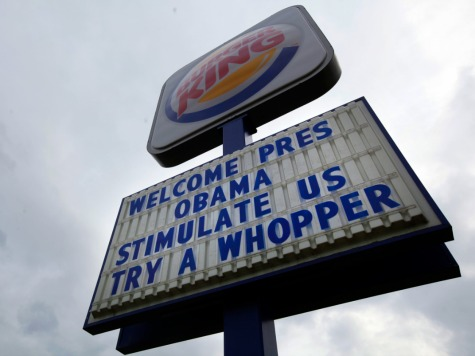 Obama's Anti-Business Tax Agenda Chasing Burger King to Canada
