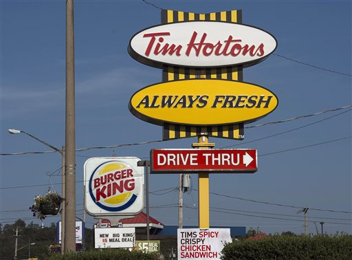 Burger King to Leave USA over Tax Rate — Heading to CANADA!