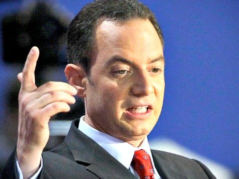 Exclusive-Reince Priebus: Leftist Money, Harry Reid Trying to Hijack 'Sanctity of the Independent Federal Judiciary'