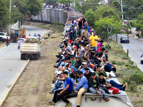 Report: Mexican Officials Yanking Illegals off 'The Beast'