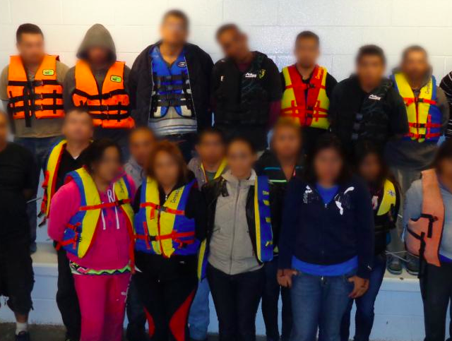 20 Illegal Immigrants Intercepted Off California Coast in a Boat