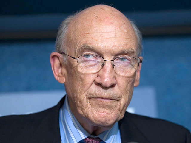 Retired Republican Senator Leads Effort to Smash Local Tea Party