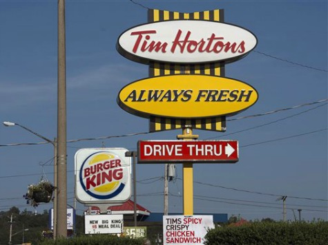 Liberals Claim Burger King-Tim Hortons Merger 'Disastrous' for Rainforests