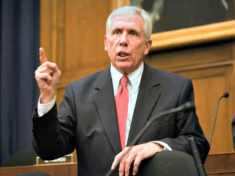 Frank Wolf to Introduce Bill Authorizing Military Action Against ISIS