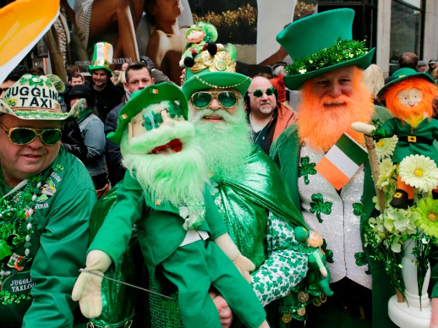Corporations Force Catholics to Accept Gay Marchers in St. Patrick's Day Parade