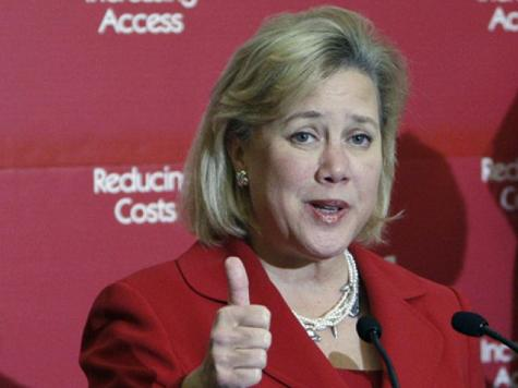 Sheriff Serves Mary Landrieu With Subpoena to Appear in Court