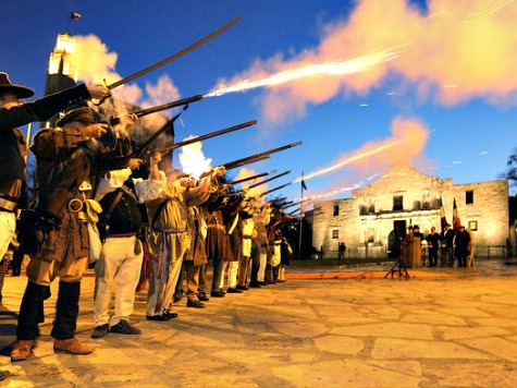 Texans, Tennesseans: 'Remember the Alamo' as We Go to Battle with Harry Reid, Barack Obama Over Executive Amnesty