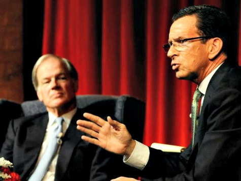 New Quinnipiac Poll: Connecticut Gov. Malloy Trails Republican Challenger Tom Foley by 6 Pts