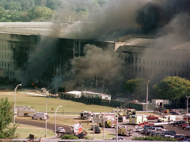 What the Pentagon Was Like on 9/11