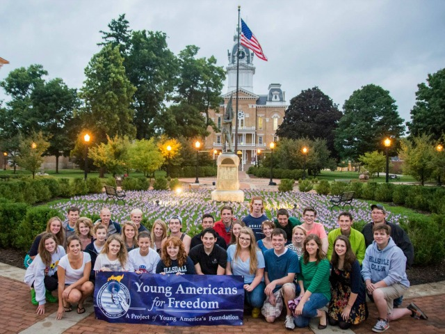 Over 250 Schools Nationwide Participate in YAF 9/11 Never Forget Project