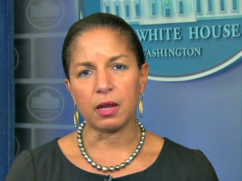 Susan Rice: It's Not a War Because We Don't Have Combat Boots on the Ground
