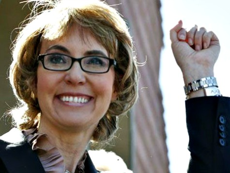 Gabby Giffords: Gun Control for Women's Sake Now