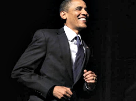 Obama Headlines $100K-Per-Person 'Grassroots Victory' Fundraiser for Senate Dems