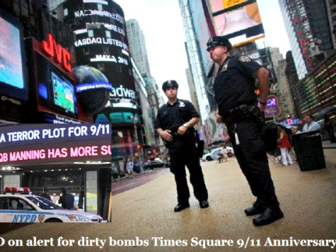 ISIS Threatens Times Square