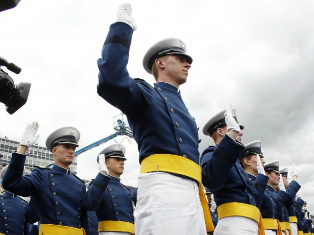 Atheist Group Makes Air Force Accept Enlistment Oath Without 'So Help Me God'
