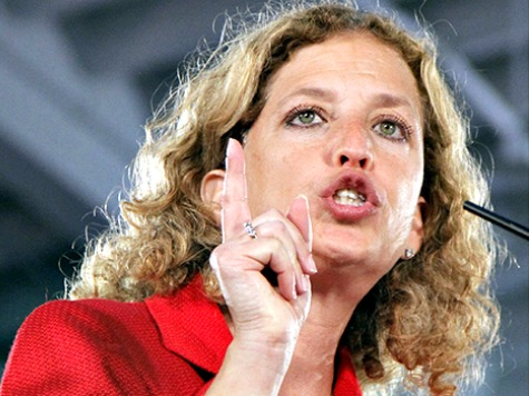 White House Praises 'Dogged Determination' of Debbie Wasserman Schultz