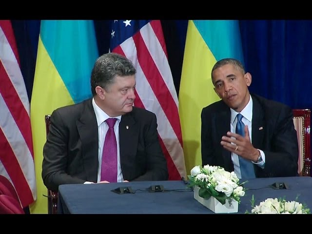White House: Photo-Op with Ukrainian President 'Worth a Thousand Words' to Putin