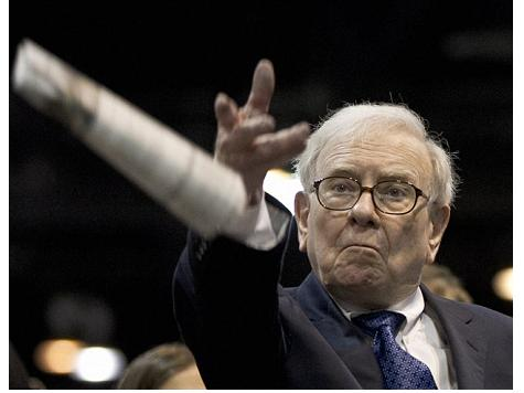 Grimes Campaign Throws Warren Buffett Under the Bus