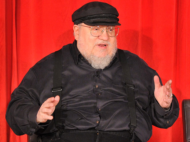 Game of Thrones Author George R.R. Martin Hosts Fundraiser For Senate Democrats