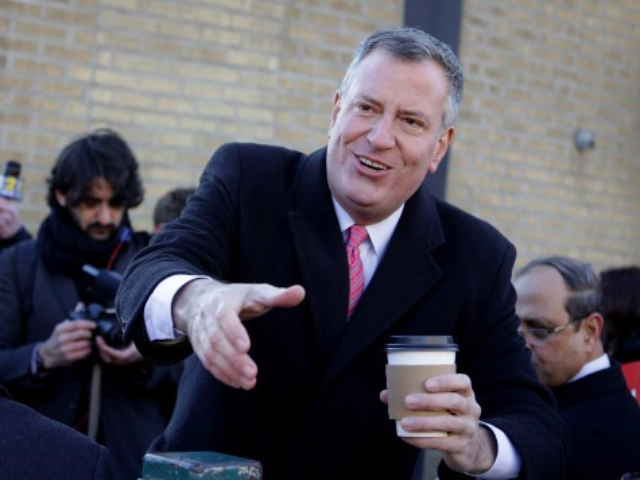 De Blasio New York Gives Illegal Aliens Perk Package For Getting Free ID