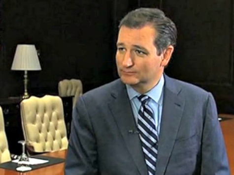 Ted Cruz: I Think We Stayed Too Long in Iraq
