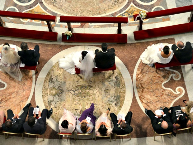 Cardinal Raymond Burke: 'Impossible' to Change Church Teaching on Marriage