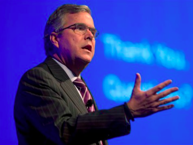 Jeb Bush After Obama Exec Action: Time for GOP Congress to Pass Amnesty Bill