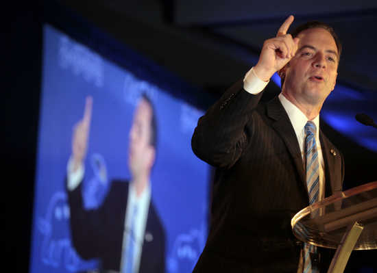 Sexual Left Tells GOP Chair Reince Priebus to 'Shun' Social Conservatives