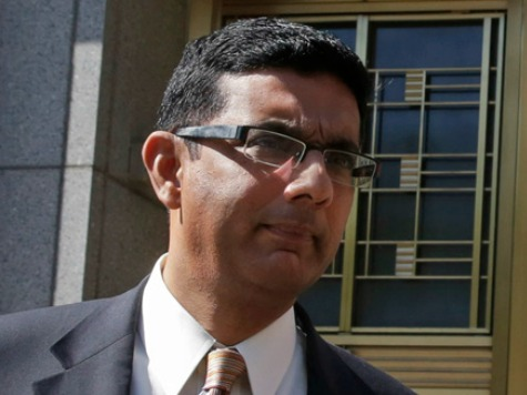 EXCLUSIVE: Dinesh D'Souza Opens up About Sentencing, Immigrant Population, Career