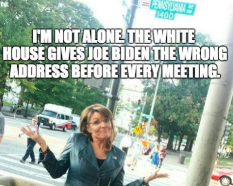 Exclusive: Sarah Palin Goes Rogue on Pennsylvania Avenue