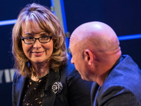 Gabby Giffords: Being Victim of Gun Violence Means 'Opportunity'