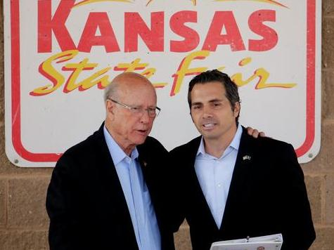 Kansas's Pat Roberts Attacks 'Independent' Greg Orman as Pro-Amnesty Liberal
