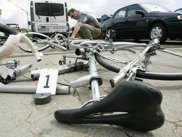 CDC, FBI: Bicycle and Falling Deaths Far Exceed Deaths from 'Mass Shootings'
