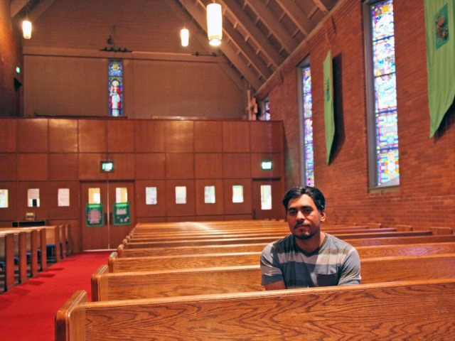 Illegal Alien Supported by Church Sanctuary Program Has Criminal Past