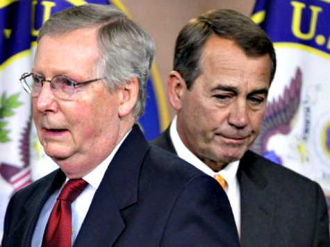 John Boehner 'Could Not Be Closer' to Mitch McConnell, Hasn't Spoken to Ted Cruz Since He's Been Elected