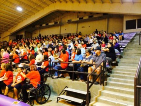 More Than 800 Turn Out for Common Core Town Hall in Louisiana