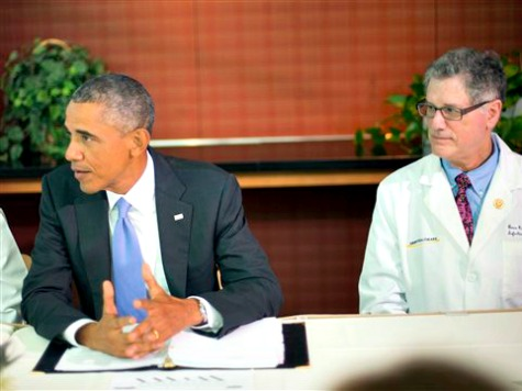 Key Congressional Republicans to Obama: Put Someone in Charge of Ebola Crisis Management