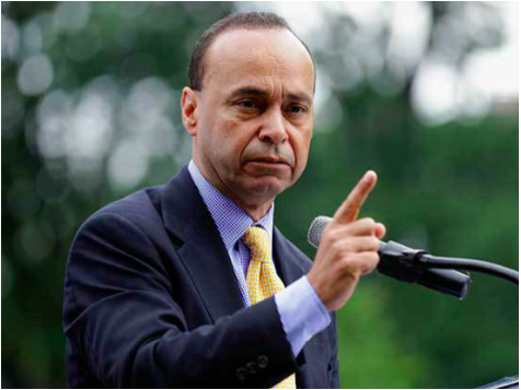 Roy Beck: Gutierrez Presidential Run Would be a 'Nightmare' for Democrats