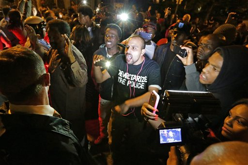 Off-Duty St. Louis Cop Kills Man, Sparking Protest