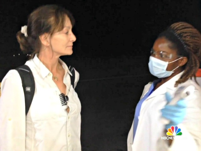 NBC News Crew Under Mandatory Ebola Quarantine After Isolation Agreement Broken