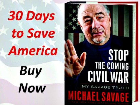 Michael Savage: 'If you like your Ebola, you can keep your Ebola'