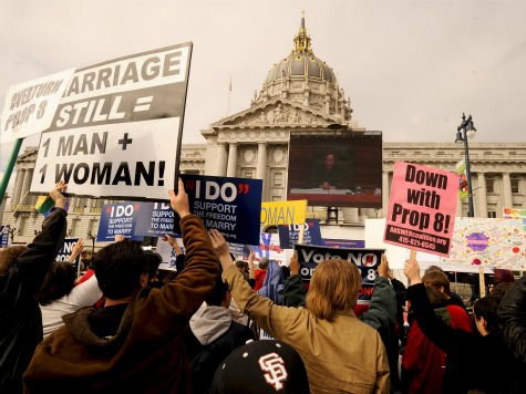 Traditional Marriage Backers Must Put up a Better Fight