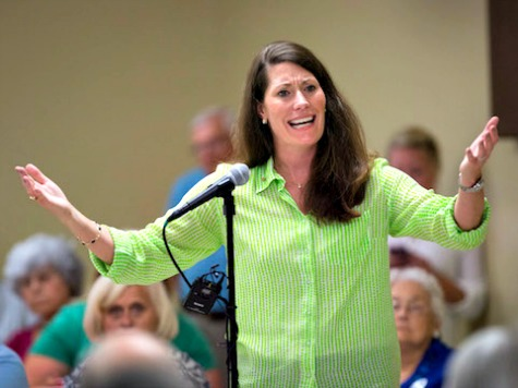Democratic Party Abandons Ad Buys for Alison Lundergan Grimes