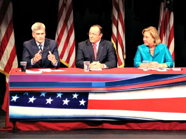 Tea Party's Maness Outperforms Expectations During Louisiana Senate Debate